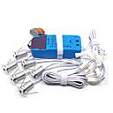 LED svjetla za ormariće Toplo bijelo / Hladno bijelo LED / Mini Style 6 kom.