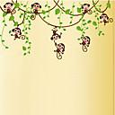 Zvířata Botanický motiv Samolepky na zeď Samolepky na stěnu Ozdobné samolepky na zeď Materiál Nastavitelná poloha Home dekoraceLepicí
