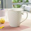 Minimalisme Articles pour boire, 350 ml Motif géométrique simple Athermiques Céramique Café Thé Tasses de Thé