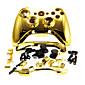 Náhradní bydlení Pouzdro pro Xbox 360 bezdrátový ovladač zlaté