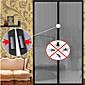 magie proti komárům dveře síť mesh magnet proti hmyzu fly chyba opona přikrýt