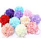 ウェディングブーケ フリーフォーム バラ 装飾品 結婚式 パーティー ・夜 サテン シルク フォーム 5.91inch(約15cm)