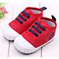 Za dječake Za djevojčice Ravne cipele Proljeće Jesen Cipele za bebe Tkanina Aktivnosti u prirodi Formalne prilike Ležeran Crvena Bijela