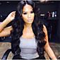 přední krajka paruky / plné krajky paruka tělo vlna lidské vlasy paruky pro černé ženy dítě vlasy