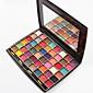 48 Colors Paleta sjenila Shimmer Sjenilo paleta Powder Set Halloween smink / Party smink