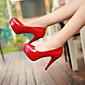 Ženske cipele - Salonke / štikle - Formalne prilike / Ležerne prilike - Umjetna koža - Stiletto potpetica - Štikle / Udobne cipele -Crna