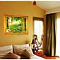 Životinje / Mrtva priroda / Cvjetnih / Pejzaž Zid Naljepnice 3D zidne naljepnice,pvc 50*70cm