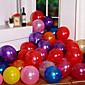 lateks helij inflable zadebljanje biser vjenčanje ili rođendan balona, 100pcs / puno