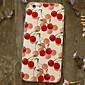 Za Otporno na trešnju Θήκη Kućište Θήκη Voće Mekano TPU Apple iPhone 6s Plus/6 Plus / iPhone 6s/6 / iPhone SE/5s/5
