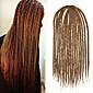 #27 Senegal / Heklati Twist pletenice Ekstenzije za kosu 24 Kanekalon 3 Nasukati 80g gram Sušilo za pletenice