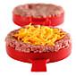 kutilství plastové hamburger maso hovězí maso gril burger stiskněte Patty Maker plíseň plíseň kitchenstufz stroj karbanátky