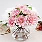 """1 Bouquet 1 Větev Hedvábí Others Květina na stůl Umělé květiny Total Length:11.9"""""""