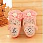 Ravne cipele Ljeto Balerinke Osvijetlite Shoes Umjetna koža Ležeran Ravna potpetica Cvijet Ružičasta Bijela Ostalo
