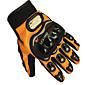 biciklist MCS-01C pro narančaste moto rukavice za biciklizam udobnosti prozračna mrežaste rukavice