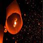 srcoliki kongmin svjetlo svjetiljka nebo fenjer